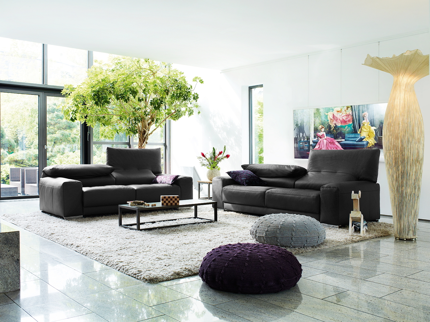 manhatten sofa images effect of painting ceiling same color as walls ve exclusive lower. Black Bedroom Furniture Sets. Home Design Ideas