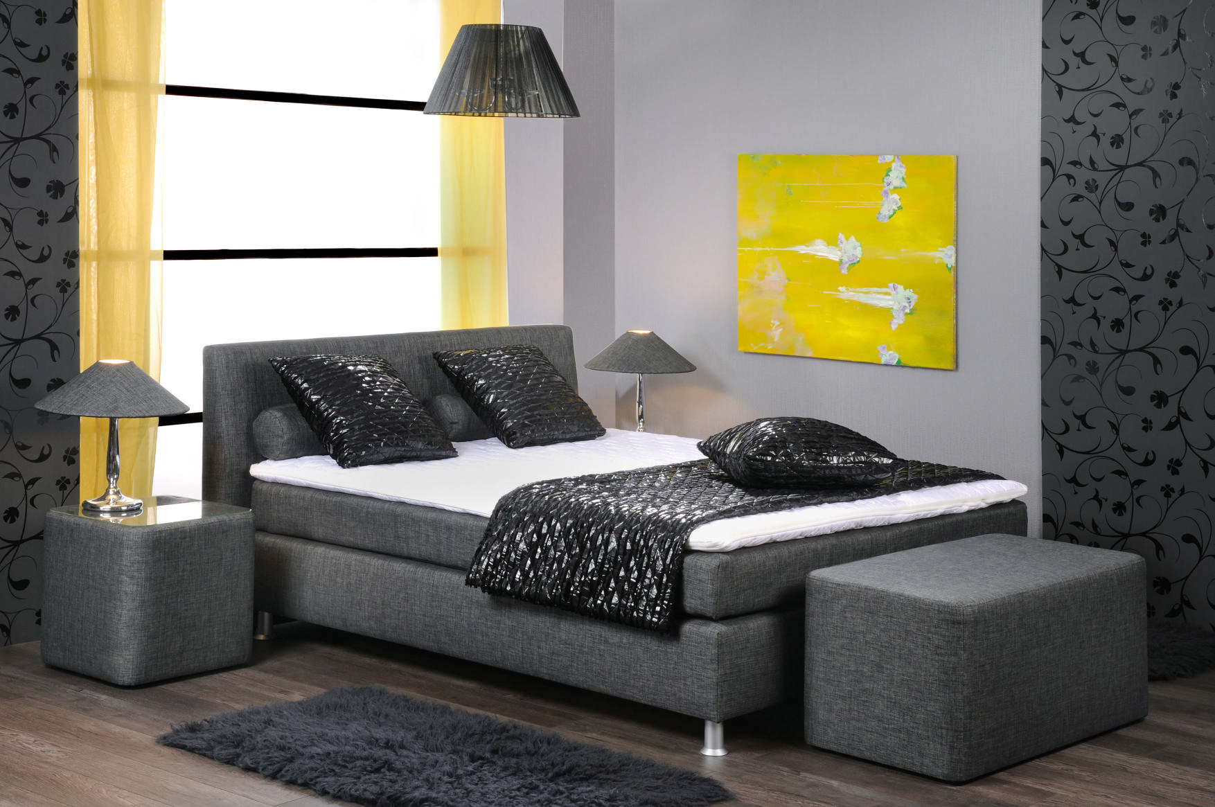 belcanto oschmann boxspring eden luxus betten. Black Bedroom Furniture Sets. Home Design Ideas