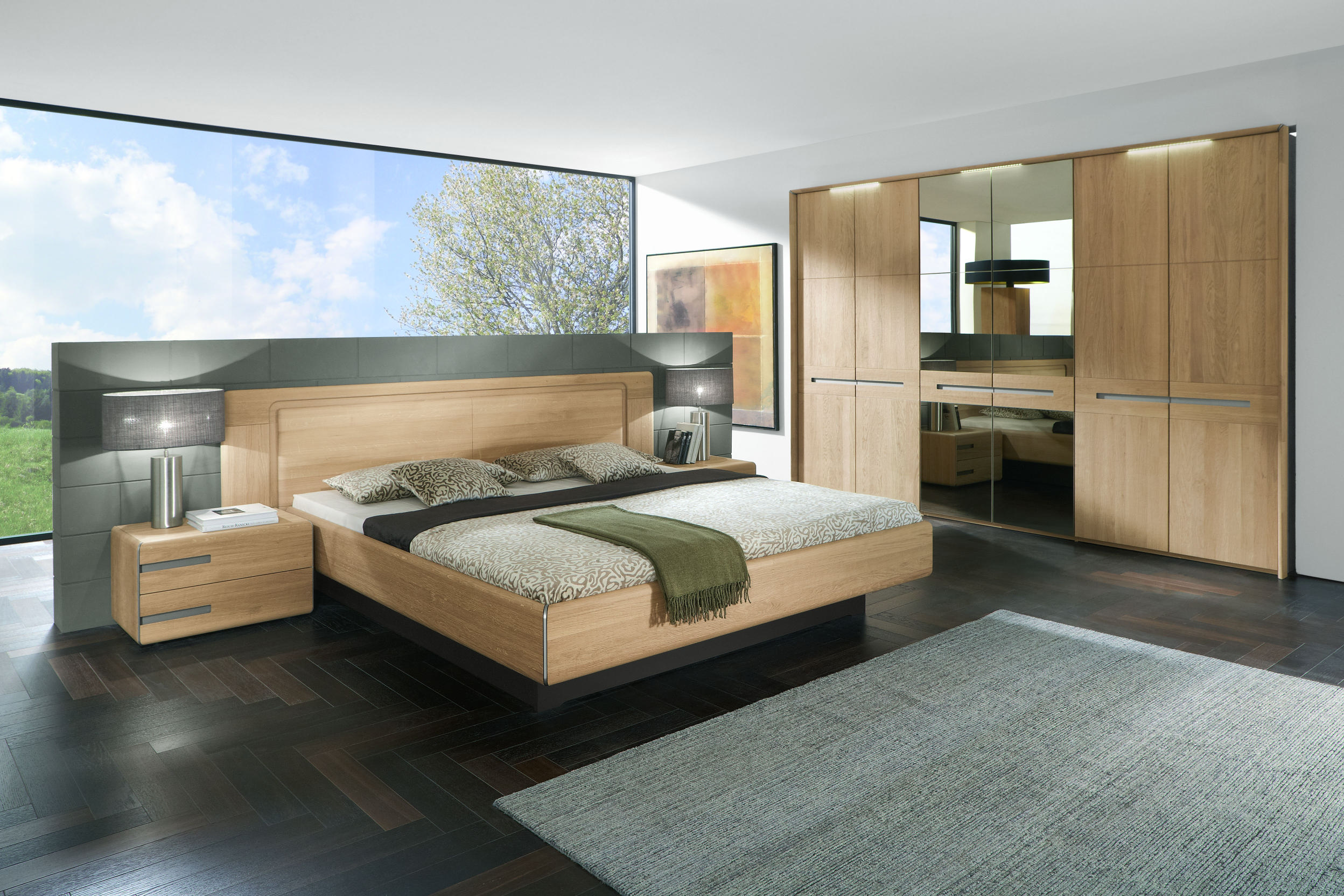 thielemeyer schlafzimmer betten casa g nstig. Black Bedroom Furniture Sets. Home Design Ideas