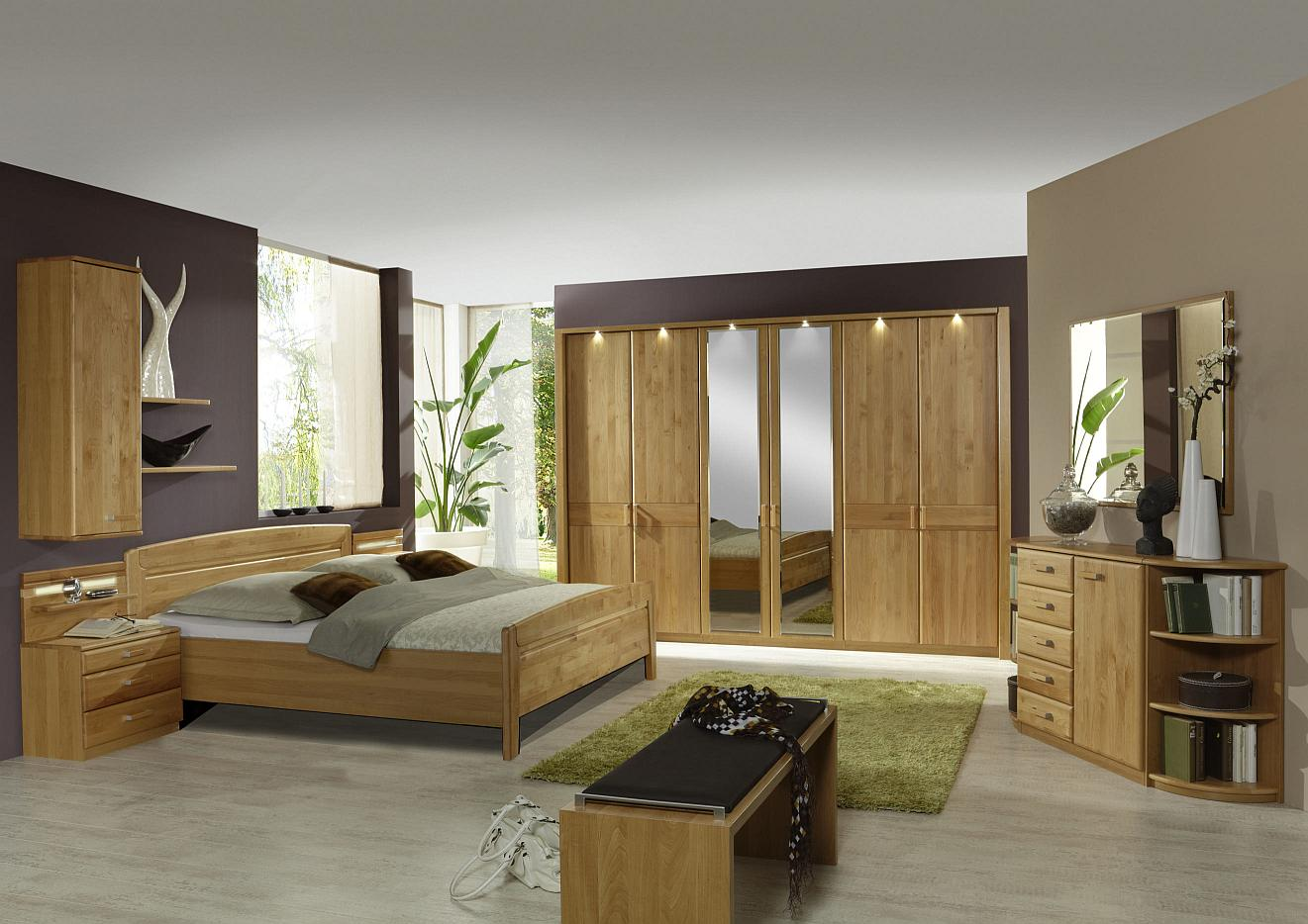 wiemann luxor lausanne schlafzimmer g nstig. Black Bedroom Furniture Sets. Home Design Ideas