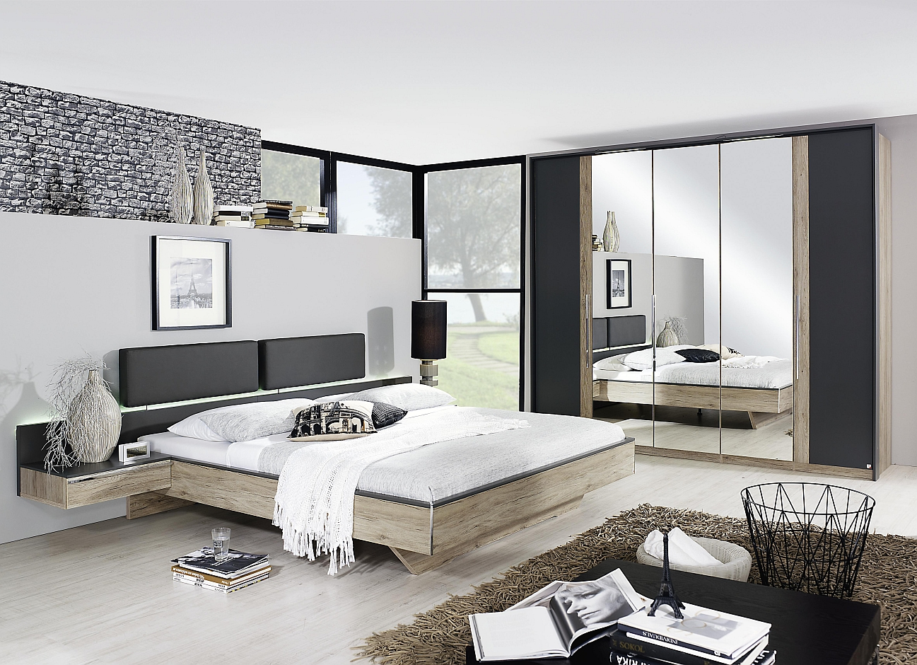 rauch steffen dialog schlafzimmer preis g nstig. Black Bedroom Furniture Sets. Home Design Ideas