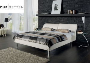 ruf boxspring bett casa ktg composium verena. Black Bedroom Furniture Sets. Home Design Ideas