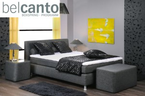 belcanto boxspring betten bad kreuznach luxus prestige eden royal oschmann. Black Bedroom Furniture Sets. Home Design Ideas
