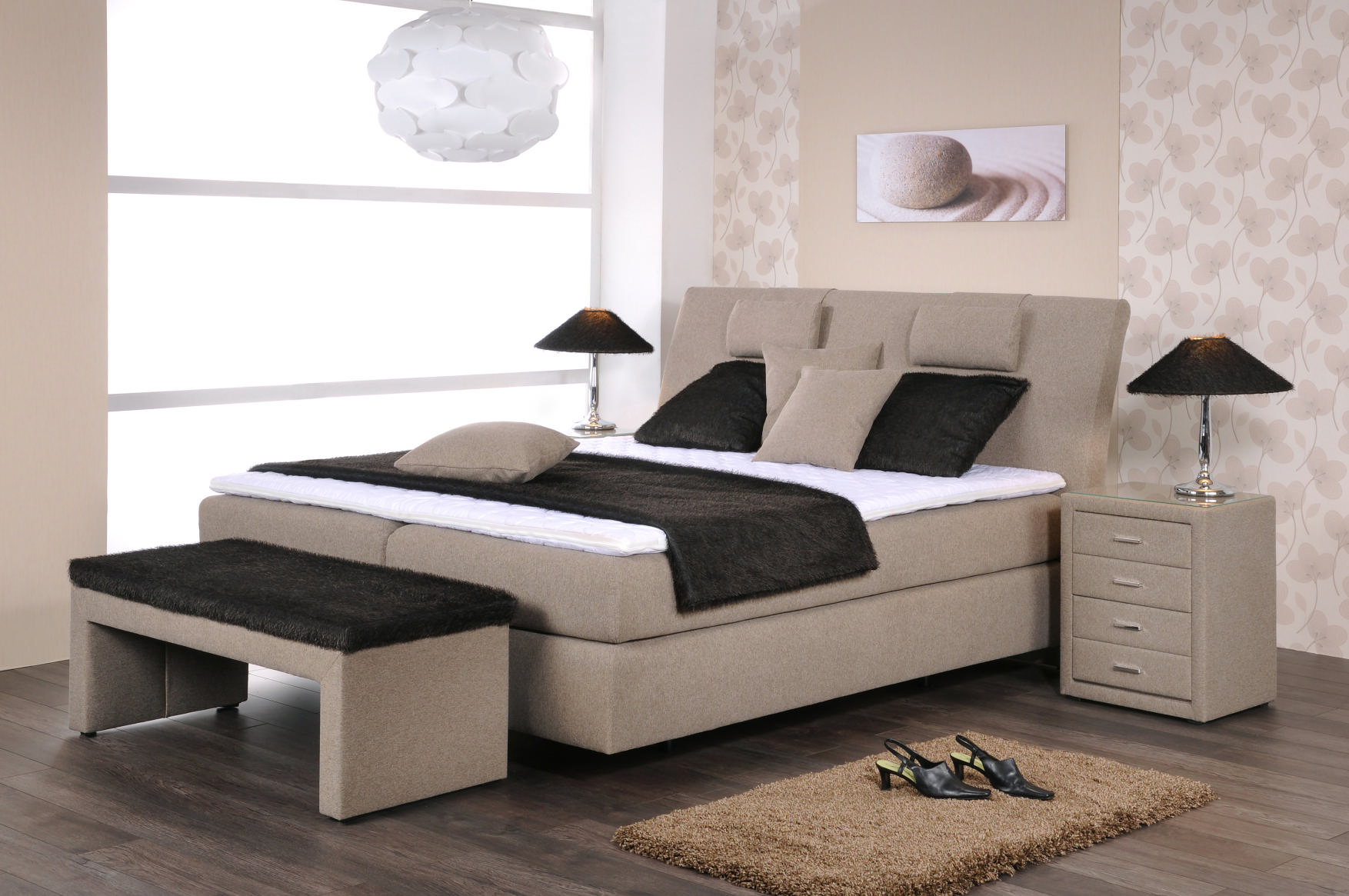 BELCANTO ROYAL Boxspringbett