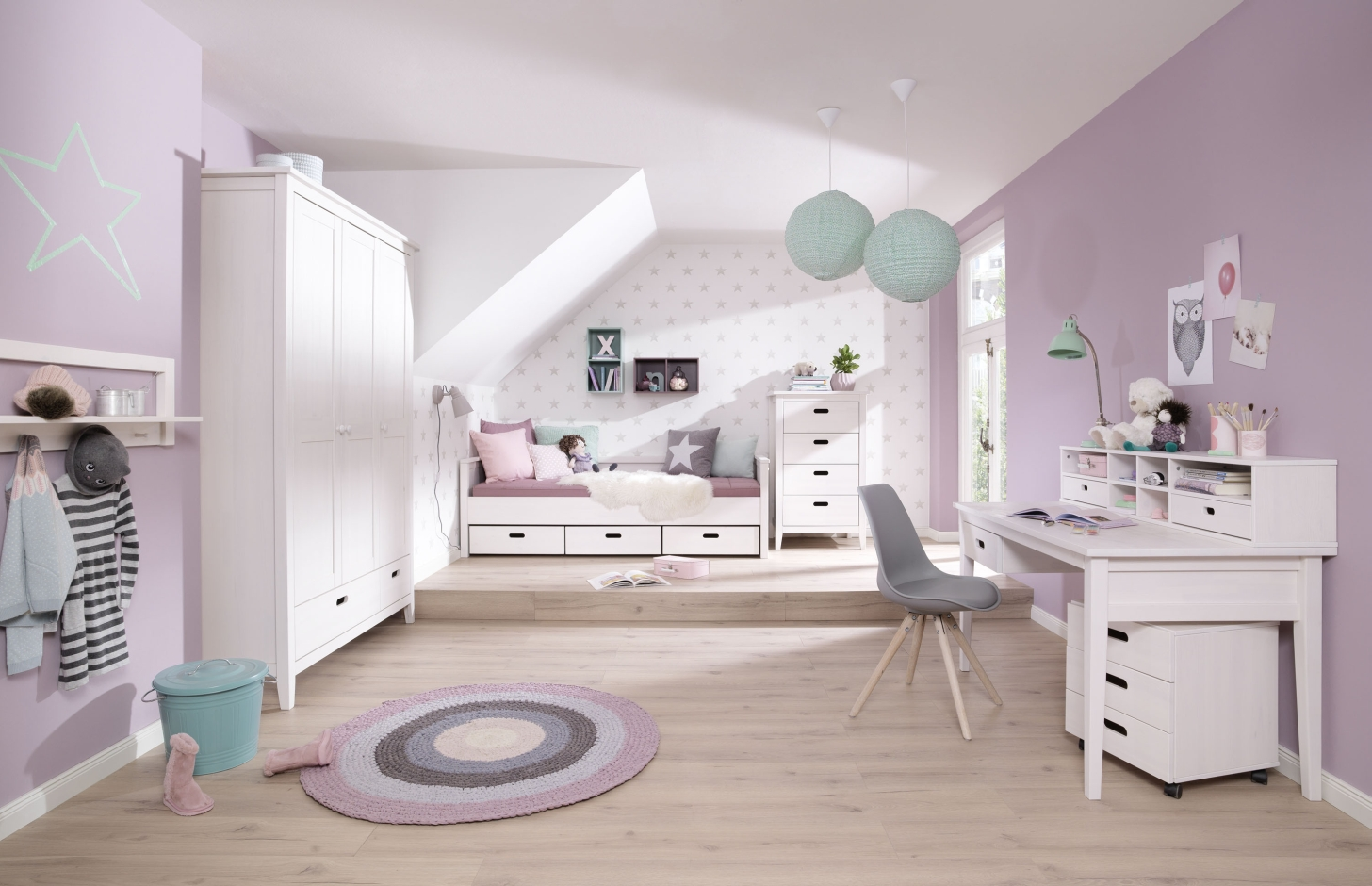 welle m bel 2018 jugend roomx one chill. Black Bedroom Furniture Sets. Home Design Ideas