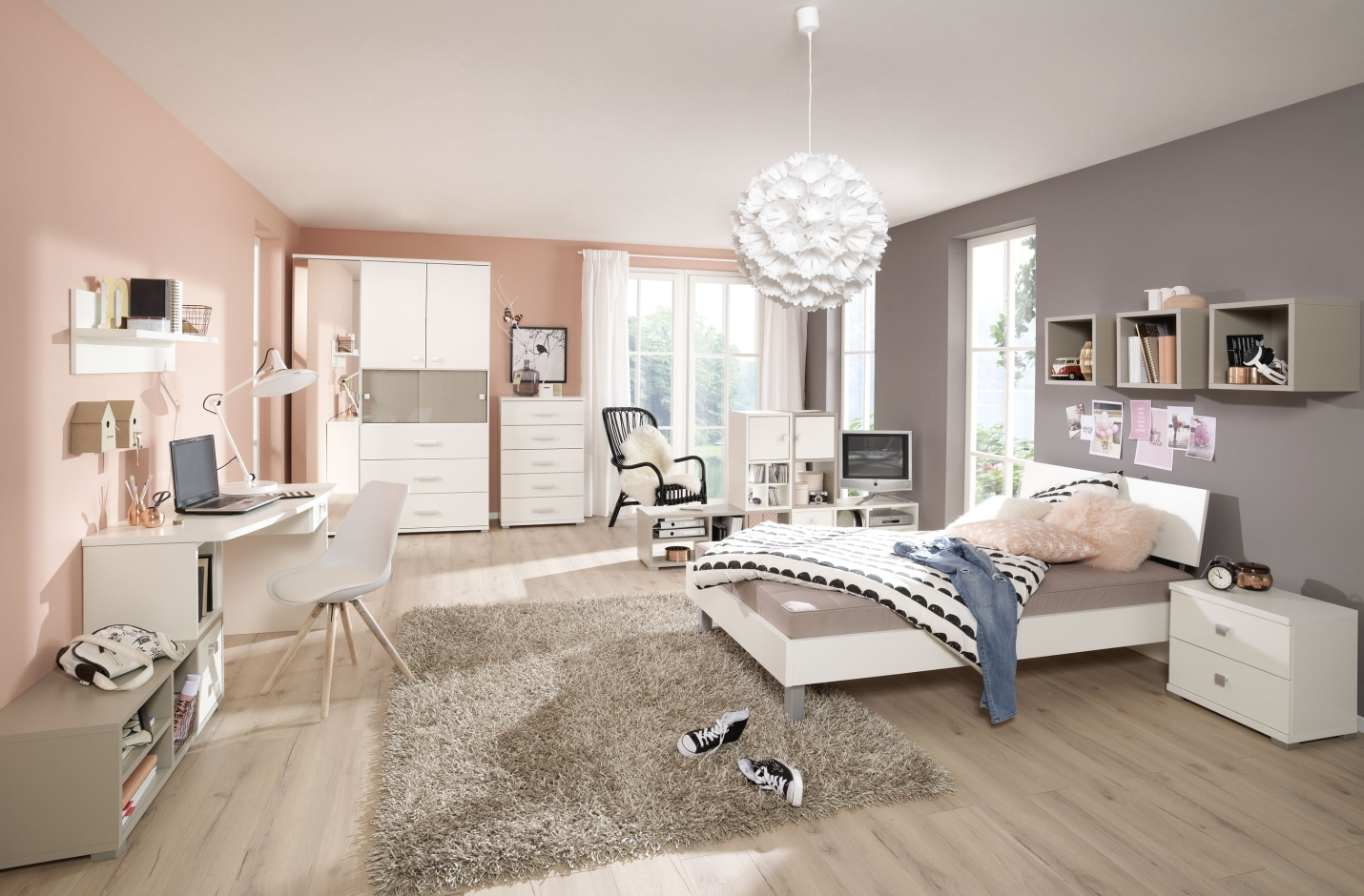 welle m bel jugend roomx teenio one chill. Black Bedroom Furniture Sets. Home Design Ideas