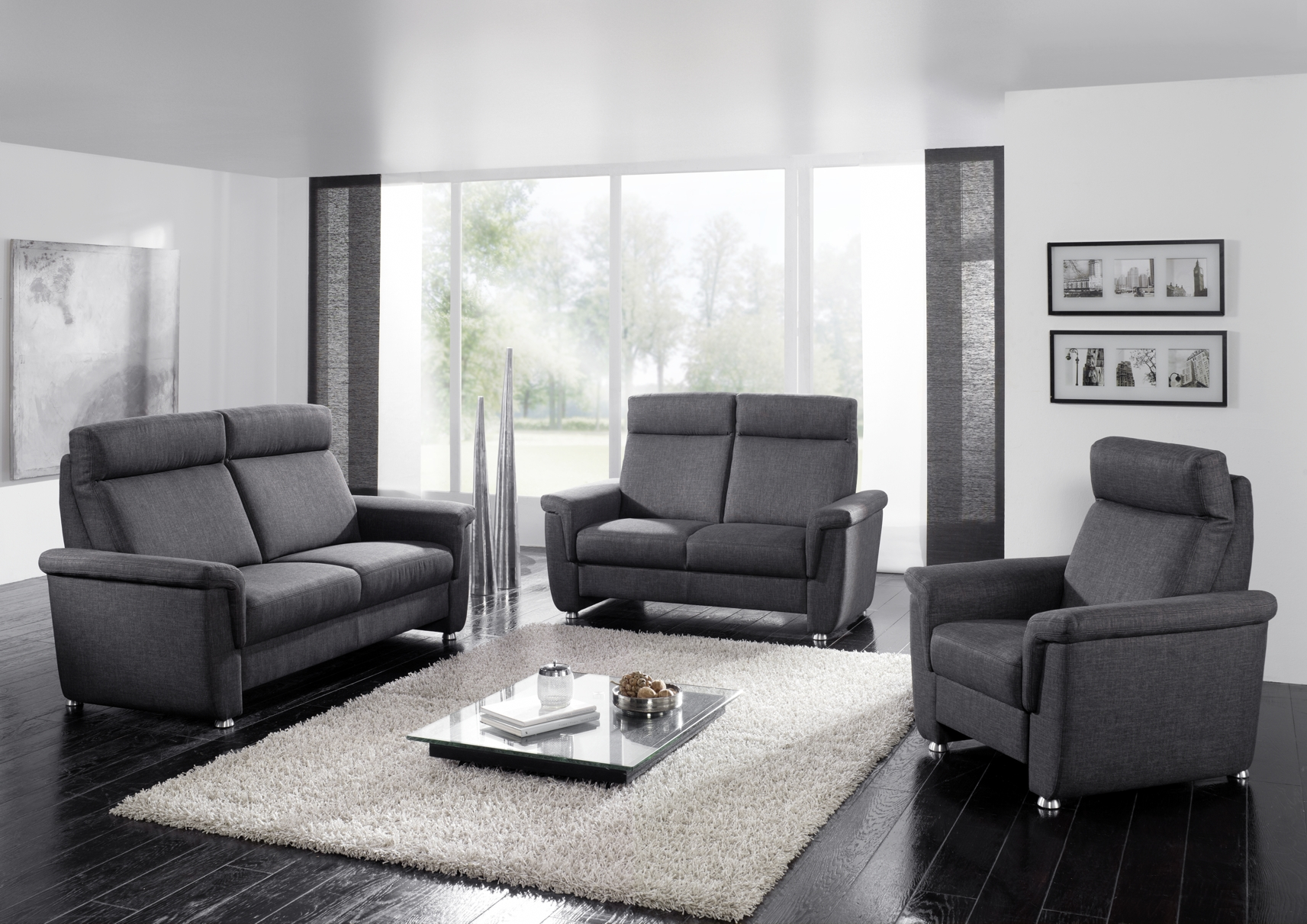couch 3 teilig amazing set sitzer sitzer with couch 3. Black Bedroom Furniture Sets. Home Design Ideas