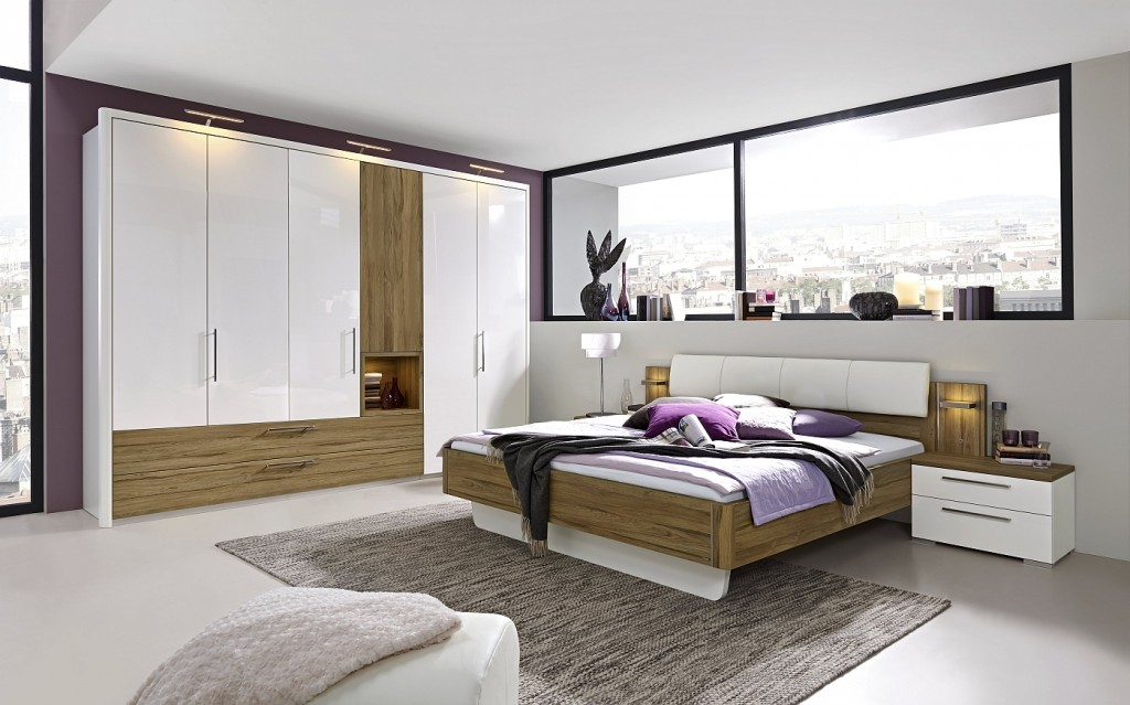Loddenkemper- bedrooms_zamaro_white finish-high gloss alpina white-oak volano finish-20-AM