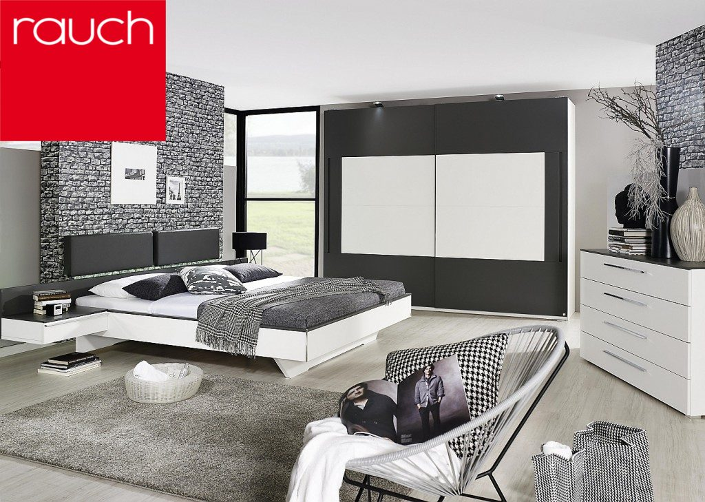 rauch 2018 schrank dialog schlafzimmer. Black Bedroom Furniture Sets. Home Design Ideas