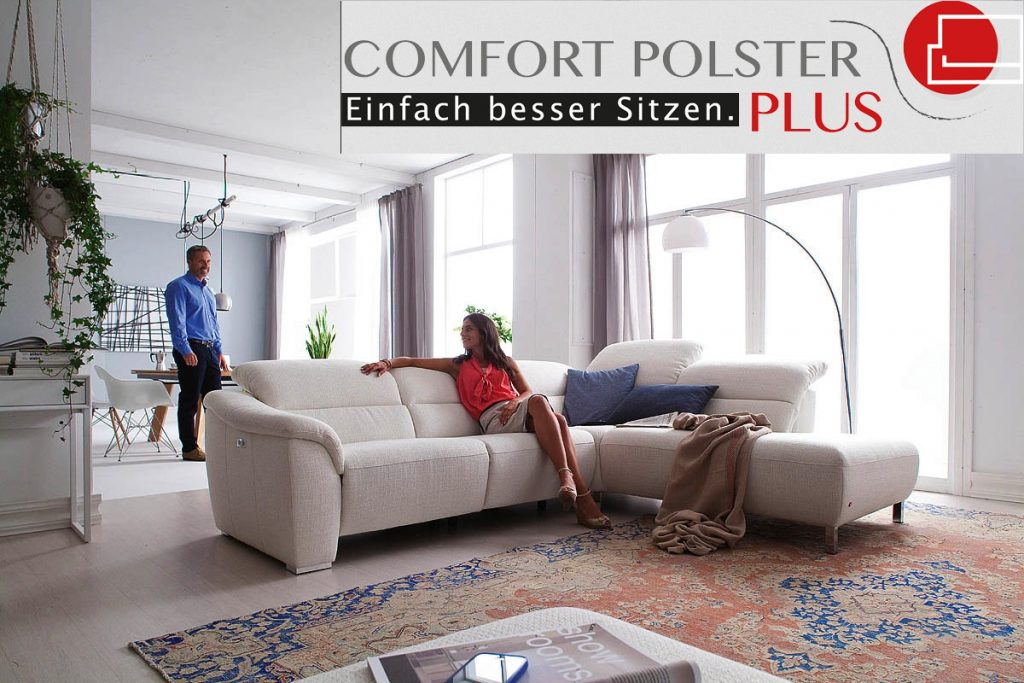COMFORTPOLSTER PLUS 2018|SOFA|SESSEL